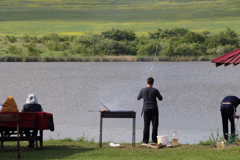 рыбалка в анапа весной